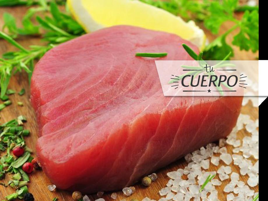 El atún como fuente de proteínas
