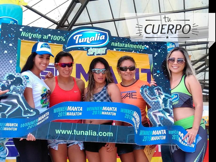 Tunalia apoya el deporte ecuatoriano