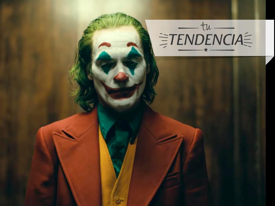 Joker, la película más taquillera de octubre 2019